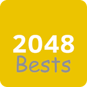 2048 Bests - 6 different games