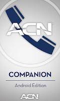 Screenshot of ACN Companion