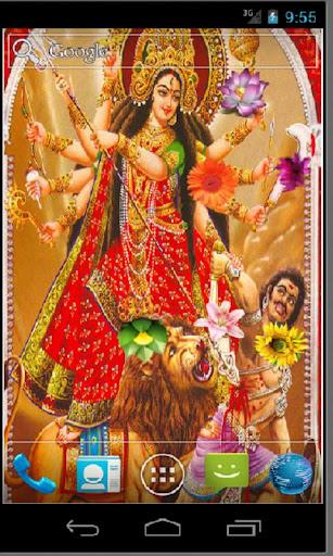 Goddess Durga HD Live Wallpapr 3.3 screenshots 2