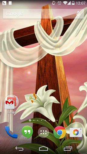 Cross of God wallpaper Free 1.1 screenshots 4