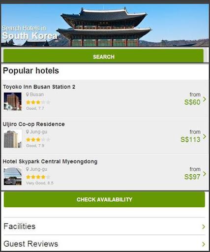 KOREA HOTEL DISCOUNT upto 80