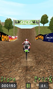 eXtreme MotoCross Free - screenshot thumbnail