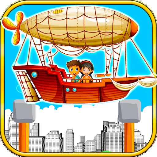 Air Balloon Zeppelin Hunt Trip LOGO-APP點子