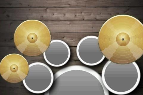 架子鼓 Free Drum Kit