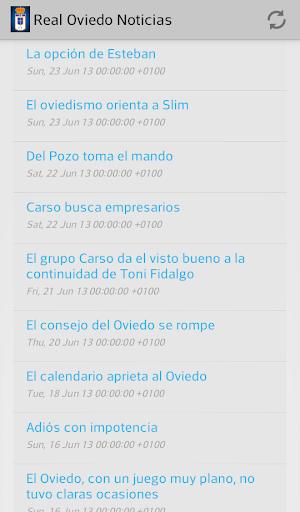 Real Oviedo Noticias
