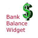Bank Balance Widget icon