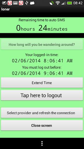 【免費生活App】Lone Meerkat Latitude-APP點子