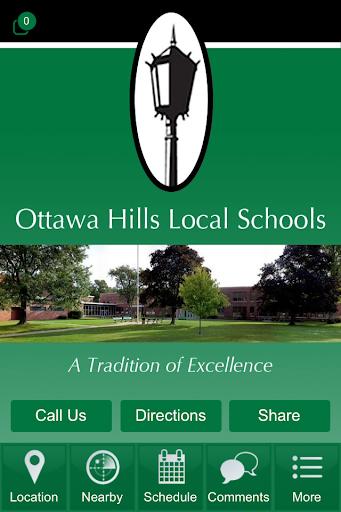Ottawa Hills Schools Ohio