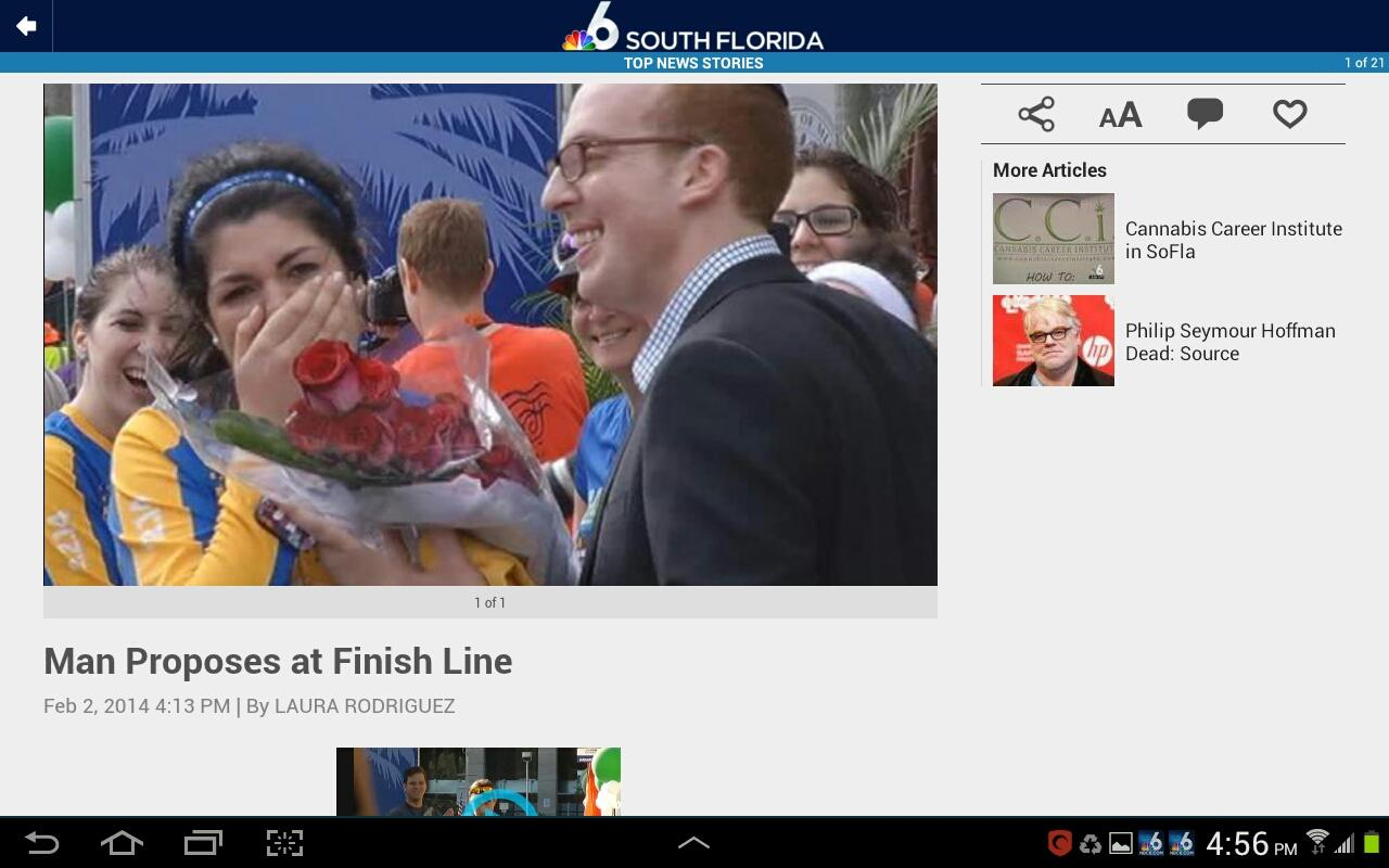 NBC 6 South Florida- screenshot