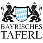 Bayrisches Taferl