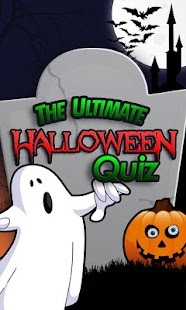 The Ultimate Halloween Quiz- screenshot thumbnail