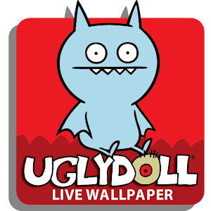 UGLYDOLL Live Wallpaper Icon