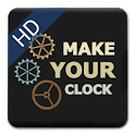 Make Your Clock Widget HD Pro logo