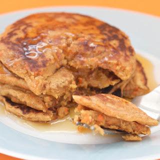Carrot Cake Pancakes.