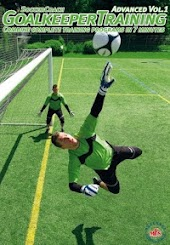Goalkeeper Training Advanced
