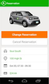 Zipcar Screenshot 5