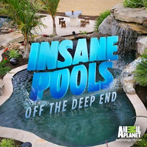 Insane pools off the deep end movies tv on google play for Pool show tv