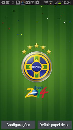 Sou Brasileiro Live Wallpaper