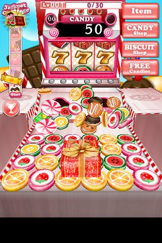 Candy Candie - screenshot