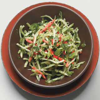 Asian Winter Slaw.