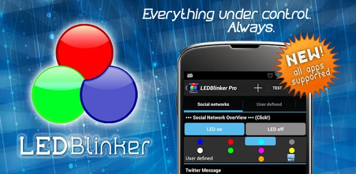 LEDBlinker Pro v4.3.1 Apk Full App
