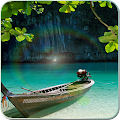 Nature Sunshine Live Wallpaper APK for Blackberry