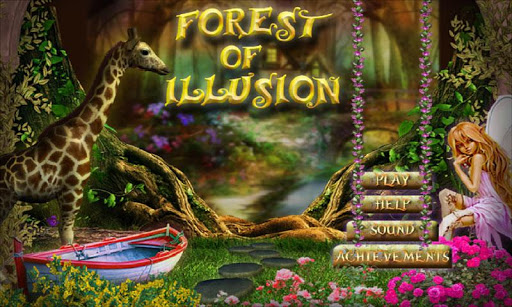 Forest of Illusion - HOG