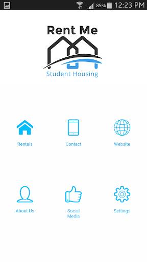 【免費工具App】Rent Me Student Housing-APP點子