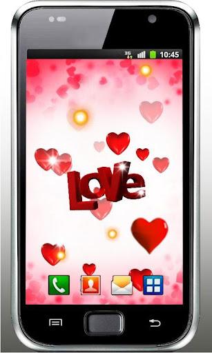 Love Dance HD live wallpaper