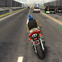 Night Moto Traffic Racer 3D icon