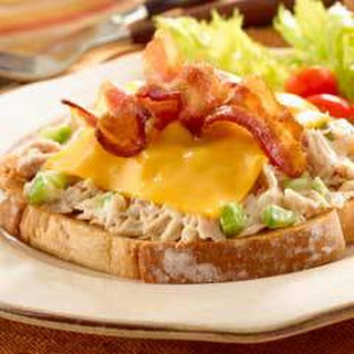 Toasted Tuna 'N Bacon Melts Recipe