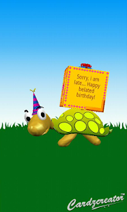 3D Animated Greeting Cards - screenshot thumbnail