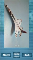 Screenshot of Micro Paper Jets Lite