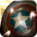 Captain America Live Wallpaper logo