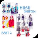 Tutorial Hijab Shifon 2