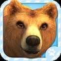 Virtual Pet Grizzly Bear icon