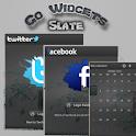 GoWidgets Theme HTC Slate icon