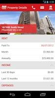 Screenshot of LITTLE Property Tracker