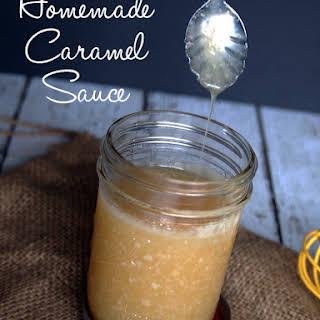Sour Cream Caramel Sauce Recipes.