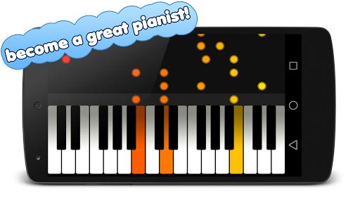 Mini Piano Screenshot