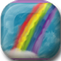 기상정보(현재날씨,동네날씨, Rainbow-W) logo