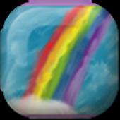 기상정보(현재날씨,동네날씨, Rainbow-W)