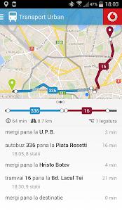 Transport Urban Screenshot 2
