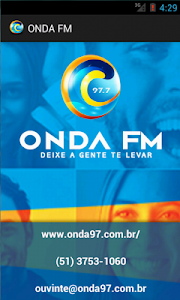 Onda FM 97.7 screenshot 4