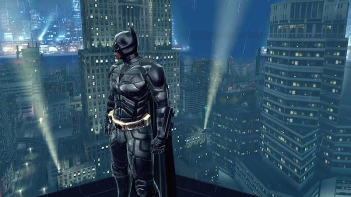 The Dark Knight Rises mod Apk
