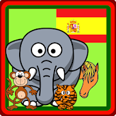 Kids Education Spanish: Animal