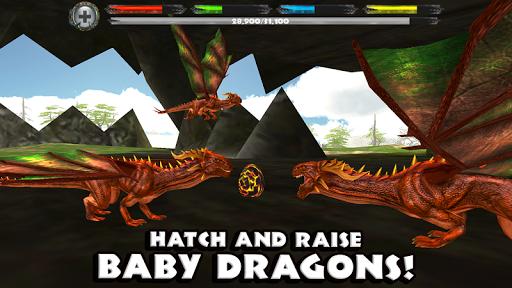 World of Dragons: Simulator  screenshots 5
