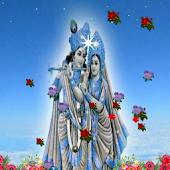 Radha Krishna Wallpaer