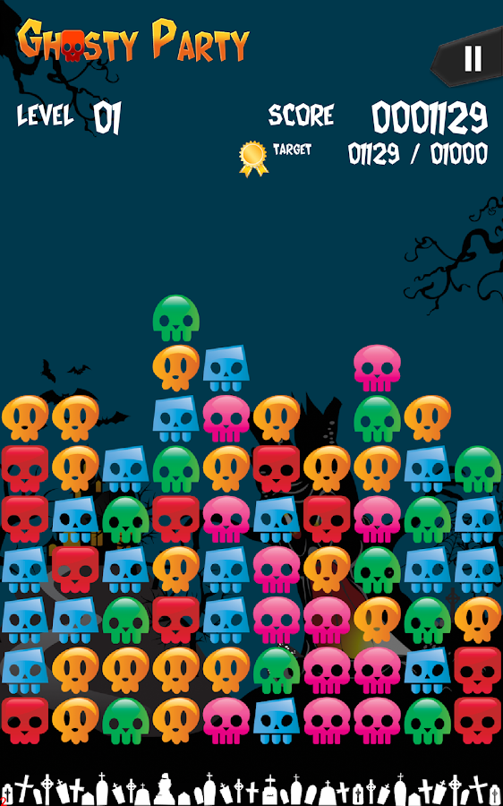 Ghosty Party - screenshot