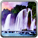 Shock rainforest waterfall-Pro icon